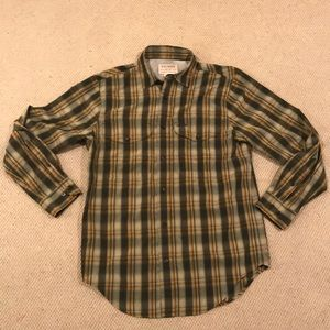 Filson DryFit Nylon Fishing Style Button Down